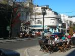 E.g., this picture, taken 3 blocks away, shows Osaka, La Dorita, La Pescadorita, and Chungo.