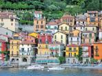 Varenna - Casa Cima is near many of the regions best destination spots