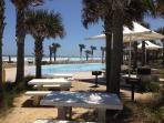 Ormond Beach's Park on the Beach - BBQ-Playground Bathhouse great for families (NO CARS F/O PARK