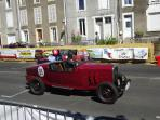 One of the local events, The Vintage Car Rally in Bressuire at the end of June.