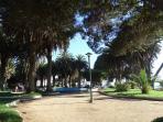 jardines parque ross