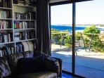 Read a book from the in-house library - although you will keep getting distracted by the view!