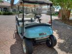 4 person Golf Cart to travel throughout the resort.