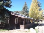 "Spacious ""Bunkhouse"" 3 BR Cabin at Three Rivers Resort in Almont (#13)"