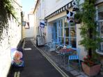 Yarmouth's pretty streets, Isle of Wight