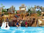 Siam Park, the best theme parks, ideal for children . Uno de los mejores parques temáticos¡¡¡