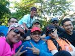 Visit to Senaru Village for Trekking