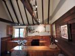 Huon Pine Colonial Kitchen