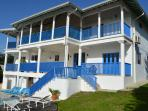 Ridge House  6 bedroom Villa overlooking sea
