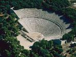 Epidavros the Ancient Theatre