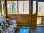 Screened In Porch off 1st Floor Master