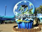 Sea World San Diego - just 15 minutes away