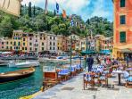 Portofino is one of the most famous and chic village in Italy. Here many VIPs come for their holiday