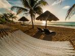 Fun beach bars along the Riviera Maya