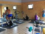 Gym and keep fit room