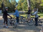Fall activities bring bike enthusiasts to the shore. Join in each fall for the Apple Cider Century.
