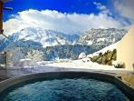 ALPHAVEN  Apartment A  Private HOT TUB with Breathtaking Views   WINTER