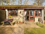 Holiday bungalow, St Ives, swimming pool,clubhouse
