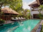 Villa Aliya, a private villa in Seminyak, Bali