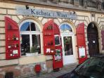 Jewish Quarter - plenty of restaurants, cafes and pubs