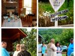Our first wedding at Brigadoon II - Congratulations Tina & Brian