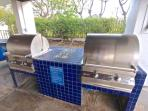 commercial grade barbecues.