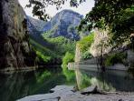 Natural wonders nearby Furlo, San Bartolo, Frasassi, Monte Nerone, Conero and many others