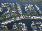 Marina da Gama waterways