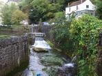 The Mill Stream.
