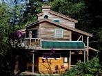 Exterior River House