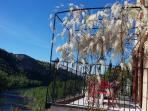 Gîte à Peyre  à 7kms de Millau
