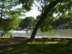 60 Ft wide dock