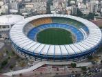 The Maracana stadium only 20 minutes by walk.