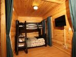 BUNK ROOM (DOWNSTAIRS)