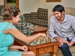 Relax and play a game of chess