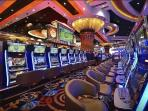 the game area at City of Dreams Manila