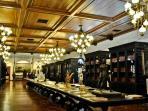 Inside Malacanang Palace - 20 to 25 minutes ride