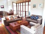 large living areas to enjoy , wifi,