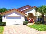 Disney World Area Villa Orlando * 4 Beds * 3 En-Suite * Private Pool * SunDeck *