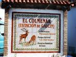 El Colmenar, Puerta al Parque de los Alcornocales
