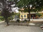 Villa vista frontale
