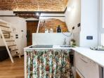 Loft 1 - Kitchenette