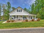 Unwind in this beautiful Dobson vacation rental house.