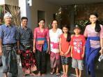 Villa Rona family