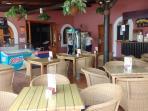 Zacary's Bar with Maria and Yolande
