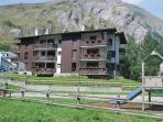 Vista condominio - Lato Ruitor