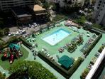Pool, Jacuzzi's, & Play ground
