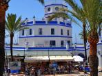 Puerto Deportivo de Estepona (a 5 min caminando)