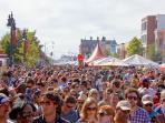 H St festival