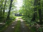 40 Acre Secluded Farmhouse on Washington Island